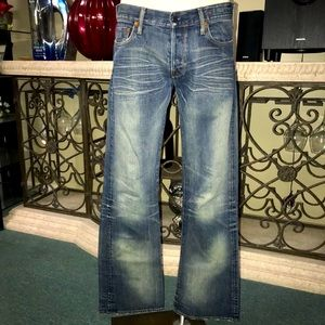 Guess? Vintage men's jeans 33x32